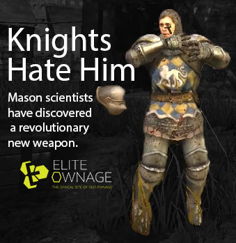 knights hate him